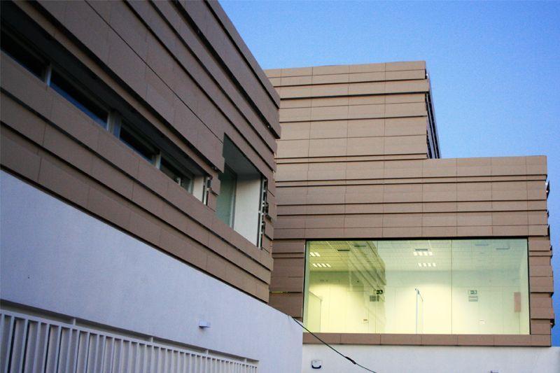 proyecto fachada ventilada favemanc