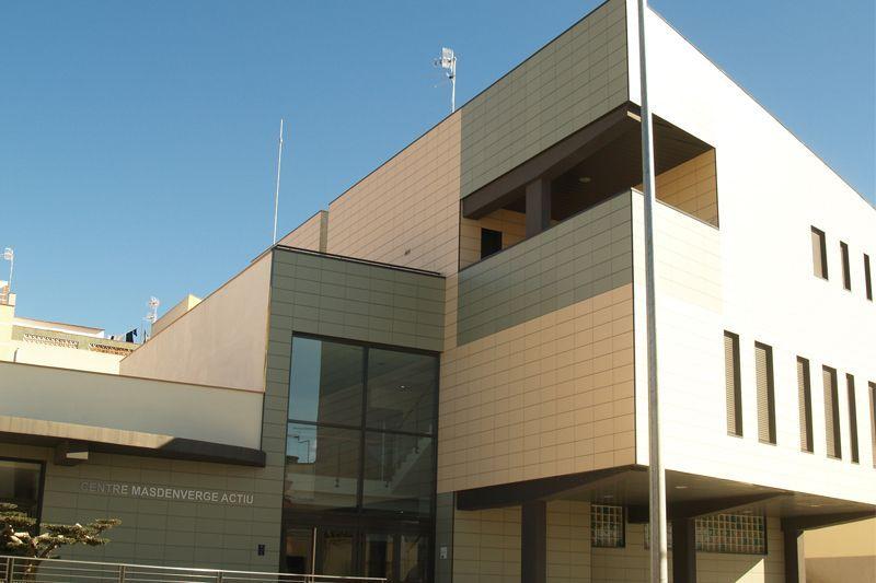 Masdenvergue, Tarragona, Fachadas, Favemanc