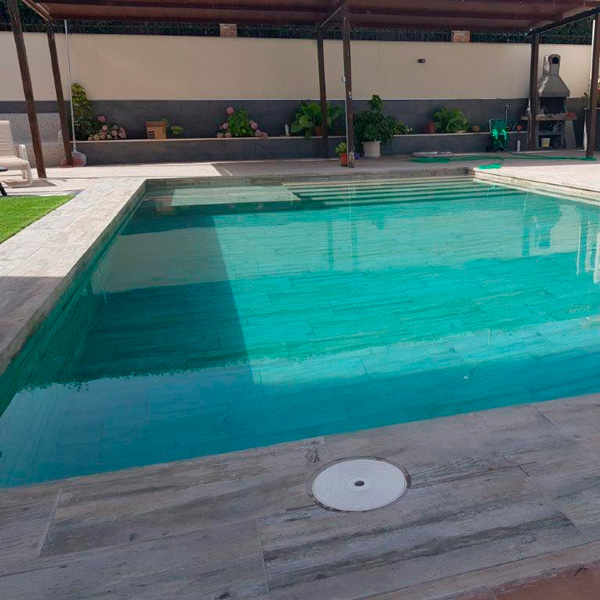 gres para piscinas