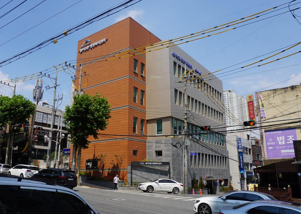 edificio beomeo favemanc corea del sur