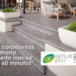 la primera cerámica libre de coronavirus