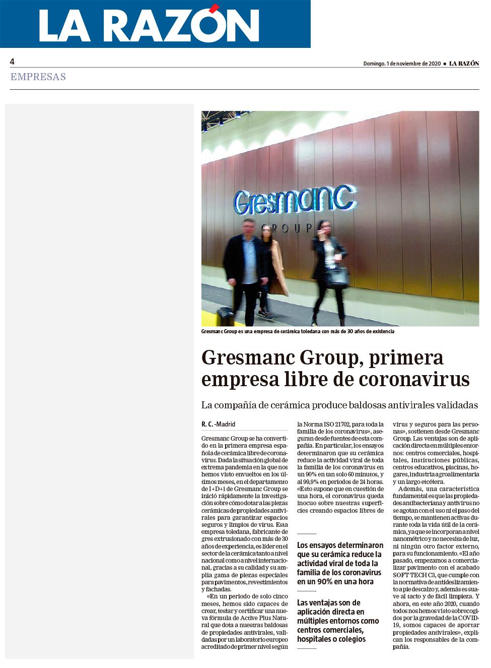 larazon-gresmanc-libre-coronavirus